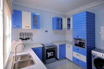 3 Bedroom Terrace, Osborne, Ikoyi, Lagos, Terraced Duplex Short Let