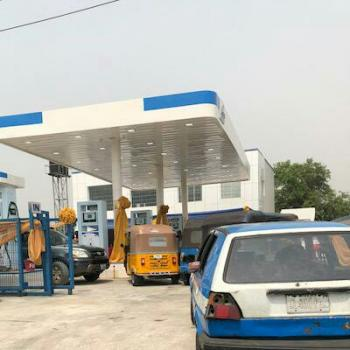 Functional Filling Station, Mile 2 Diop, Orada Diobu, Port Harcourt, Rivers, Commercial Property for Sale