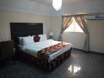 Fully Furnished and Serviced  1 Bedroom Apartment, Close to Setraco Gate, Gwarinpa Estate, Gwarinpa, Abuja, Mini Flat Short Let