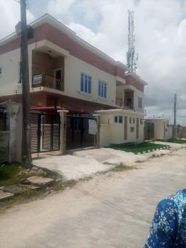 Brand New Tastefully Finished Semi Detached 4 Bedroom Duplex with Bq, and State of Art Furnishing, Ikota Villa Estate, Lekki, Lagos, Semi-detached Duplex for Sale