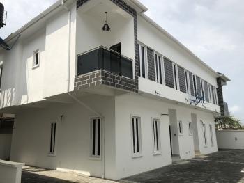 Luxury 4 Bedroom Semi Detached with Bq, 24hours  Electricity, in a Gated Estate, Ikota Villa Estate, Lekki, Lagos, Semi-detached Duplex for Rent