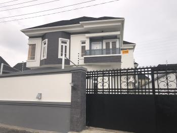 Tastefully Finished Luxury 5 Bedroom Fully Detached Duplex with Bq, Very Large Parking Space with Car Port, Ikota Villa Estate, Lekki, Lagos, Detached Duplex for Sale