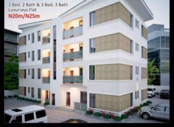 Amen Estate Phase 2  - 2 Bedroom Spacious Apartment (serviced), Along Eleko Beach Road, Eleko, Ibeju Lekki, Lagos, Block of Flats for Sale