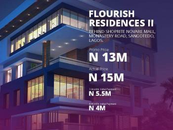 Flourish Residence Phase 2, Behind Novare Shoprite, Off Monastery Road, Sangotedo. Ajah. Lagos, Sangotedo, Ajah, Lagos, Residential Land for Sale