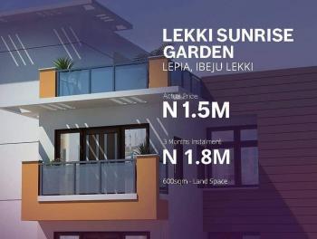 Lekki Sunrise  Garden, Lepia Town, Lepia Town, 1 Minute Drive From Lacampagne Tropicana, Ibeju Lekki, Folu Ise, Ibeju Lekki, Lagos, Residential Land for Sale