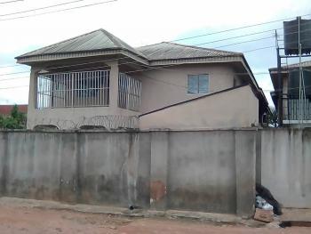 Cheap Commercial 3 Bedrooms 4 Units Flat, Akpabor Ugbor Gra, Benin, Oredo, Edo, Block of Flats for Sale