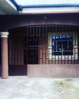Self Contained Apartment Fenced with Gate & Federal Light, New Layout Estate, Off Rumuokwurusi Tank, Rumuokwurusi, Port Harcourt, Rivers, House for Rent