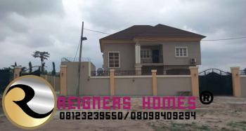 Astonishing, Luxurious & Well Planned Semi Detached 2 Units of 3 Bedroom., Gra Odonla Via, Odogunyan, Ikorodu, Lagos, Block of Flats for Sale