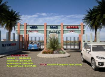 an Exclusive Offer You Cant Afford to Miss, Eleranigbe, Ibeju Lekki, Lagos, Residential Land for Sale
