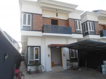 Luxury 5 Bed Detached Duplex with Excellent Facilities, Off Prince Eletu Way, Osapa, Lekki, Lagos, Detached Duplex for Sale