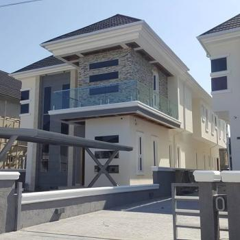 5 Bedroom Luxury Fully Detached Duplex with Bq + Swimming Pool, Mega Mound Estate, Lekki County Homes, Ikota Villa Estate, Lekki, Lagos, Detached Duplex for Sale