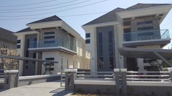 Magnificent 5 Bedroom Luxury Fully Detached Duplex with a Domestic Room + Swimming Pool, Mega Mound Estate, Ikota Villa Estate, Lekki, Lagos, Detached Duplex for Sale