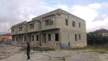 3 Bedroom Terrace Duplexes, Off Monastery Rd, Sangotedo, Ajah, Lagos, Terraced Duplex for Sale