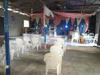 Church Space with 3 Bedroom Carcass, Tipper Garage, Akala Express Road, Ibadan, Oyo, Church for Sale