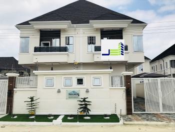Lovely 4 Bedroom Semi Detached House with Bq, Ikota Villa Estate, Lekki, Lagos, Semi-detached Duplex for Sale
