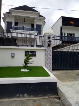 Excellent 5 Bedrooms with Classy Bq, Osapa, Lekki, Lagos, Detached Duplex for Sale