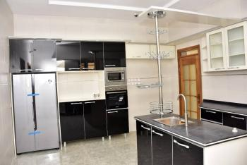 Luxury Serviced 3 Bedroom Apartment Plus Swimming Pool and Gym on a High-rise Building, Glover Road, Old Ikoyi, Ikoyi, Lagos, Flat for Rent