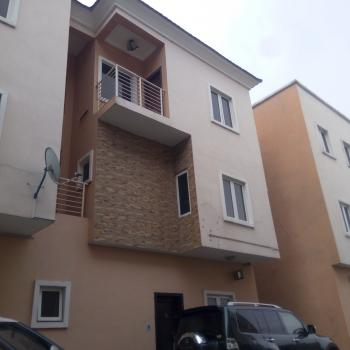 4  Bedroom (all En Suite) Serviced Terrace Apartments with Bq, Ikate Elegushi, Lekki, Lagos, Terraced Duplex for Sale
