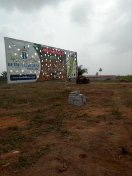 Secured and Dry Land Available for Sale at Bethel Garden. with 10% Discount, Along Yewa Road, Imokun, Off Poka Junction, Epe, Lagos, Residential Land for Sale