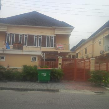 Prime Luxury 4bedroom Duplex with Bq, Chevy View Estate, Lekki, Lagos, Semi-detached Duplex for Rent