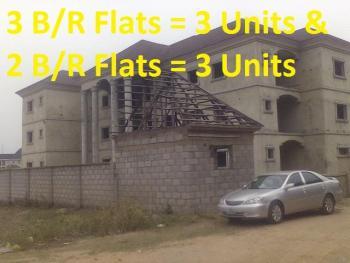 3 Bedroom Flats (3 Nos) & 2 Bedroom Flats (3 Nos,) Block of Flats  (c of O), Behind Bethel Baptist Church, After Mobile Junction, Barnex – Next Road, Mabuchi, Abuja, Block of Flats for Sale