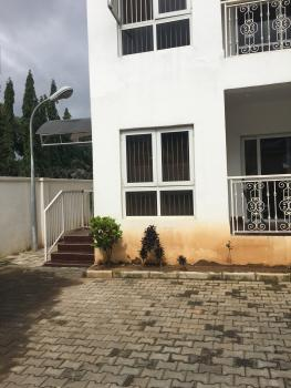 3 Bedroom Flat with a Room Bq, Off Yedsalem Street, Maitama District, Abuja, Flat for Rent