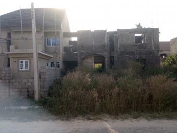 4 Bedroom Semi Detached Carcass Duplex, Galadimawa, Galadimawa, Abuja, Semi-detached Duplex for Sale