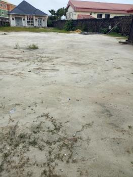 Distress Sale1,100 Sqms of Land with 4 Bedroom Bungalow Office Directly Facing The Expressway, Ajah, Lagos, Commercial Land for Sale