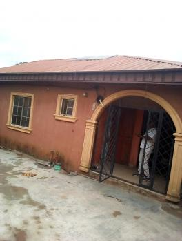 Newly Improved Mini Fkat with Solar Energy in a Close, Akesan Lasu Iba Road, Iba, Ojo, Lagos, Mini Flat for Rent