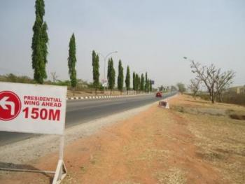 Hottest Abuja Hotel Land, at The Presidential Wing Junction, Abuja International Airport, Before The Airport Toll Gate, Kyami, Abuja, Hotel / Guest House for Sale