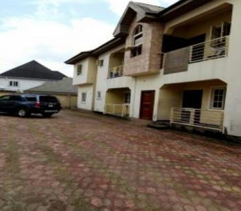 Standard 3 Bedroom Flat, Eliozu, Port Harcourt, Rivers, Mini Flat for Rent