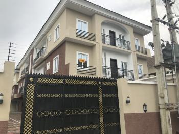 4 Units 3 Bedroom Serviced Flat + Bq, Osapa, Lekki, Lagos, Flat for Rent