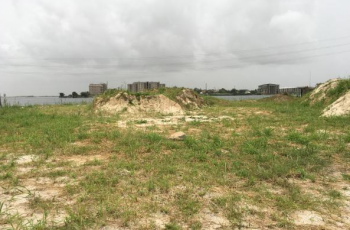 1400 Sqm Waterfront Land, Zone J, Off 2nd Avenue, Banana Island, Ikoyi, Lagos, Residential Land for Sale