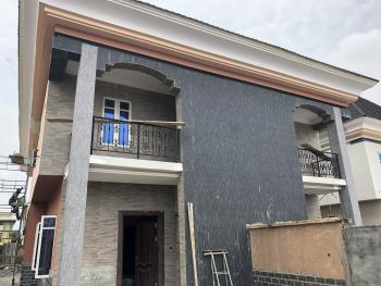 Luxury 3 Bedroom Semi Detached Duplex with Bq, Lekki Phase 1, Lekki, Lagos, Semi-detached Duplex for Rent