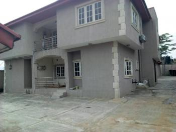 a Lovely and Tastefully Design 2 Numbers of 4 Bedrooms Flat, All Rooms En Suite with a Detached 3 Bedroom Bungalow in a Residential Estate, Journalist Estate, Berger, Arepo, Ogun, Block of Flats for Sale