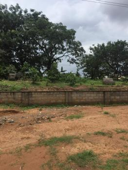Fenced Plot of Land, Ahmadu Bello Way, Close to Naf Conference Center, Kado, Abuja, Commercial Land for Sale