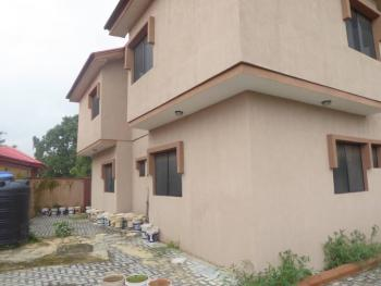 Newly Built Four Units of  3 Bedroom Apartments, Before Cooperative Villa, Badore, Ajah, Lagos, Flat for Sale