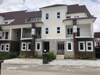 Lovely 4 Bedroom Terrace, Jabi, Abuja, Terraced Duplex for Sale