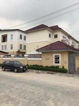 4 Bedroom Terrace Duplex with a Bq and a Study Room, Victoria Island Extension, Victoria Island (vi), Lagos, Terraced Duplex for Rent
