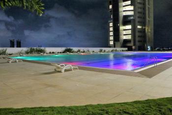 Fleurs Seasons (3 Bedroom Luxury Flats; Luxury Living), Eko Black Pearl, Eko Atlantic City, Lagos, Flat Short Let