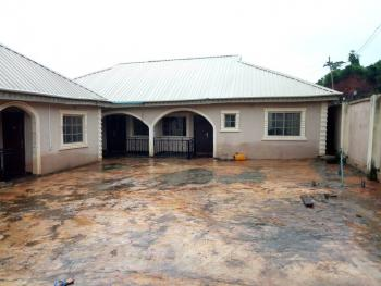 Two Units of Two Bedroom Flats and Three Units of One Bedroom Apartment with All Necessary Facilities, Kajola, Ondo Road, Akure, Ondo, Block of Flats for Sale