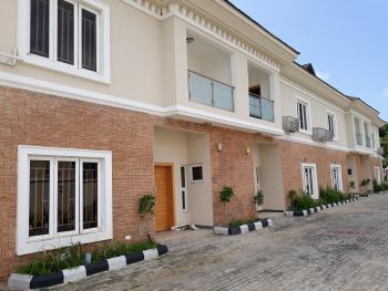 (4) No 5 Bedroom Luxury Waterfront Terrace House with 1 Room Bq, Road 2, Vgc, Lekki, Lagos, Terraced Duplex for Rent