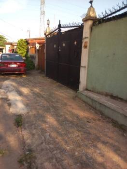 4 Bedroom Bungalow, Pop, Tiles, Fenced at Gowon Estate Egbeda Alimosho Lagos, 311 Road, Gowon Estate, Egbeda, Alimosho, Lagos, Semi-detached Bungalow for Sale