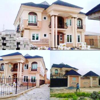 Luxury 6 Bedroom Duplex with Pent House, Gate House, & Gen House, Suitable for Both Commercial and Residential Use, 36, Victory Estate, Makogi,, Magboro, Ogun, Detached Duplex for Rent