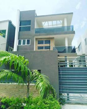 First Class Luxury 6 Bedroom Fully Detached Duplex with a 2 Rooms Maid Quarters, Banana Island, Ikoyi, Lagos, Semi-detached Duplex for Sale