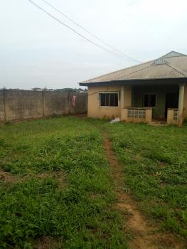 Massive 5 Bedroom Bungalow Setback on a Full Plot at Magodo Phase I., Phase 1, Gra, Magodo, Lagos, House for Sale
