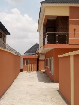 Newly Built 4 Bedroom Semi Detached Duplex, Gra, Magodo, Lagos, Semi-detached Duplex for Sale