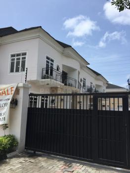 Luxury 4 Bedroom Terrace Duplex with a Bq, Oniru, Victoria Island (vi), Lagos, Terraced Duplex for Sale