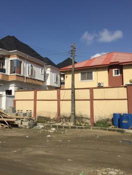 4 Bedroom Semi Detached Duplex with a Room Bq, Osapa, Lekki, Lagos, Semi-detached Duplex for Rent