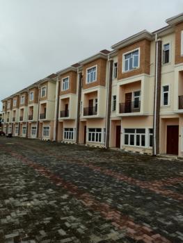 Units of 5 Bedroom Terrace Duplexes, Osapa Area, Jakande, Lekki, Lagos, Terraced Duplex for Rent